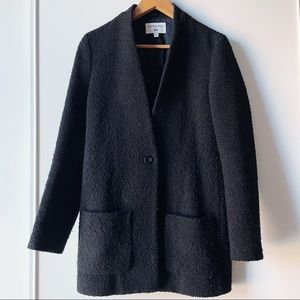 Uniqlo X Carine Roitfeld Wool Jacket Coat Small